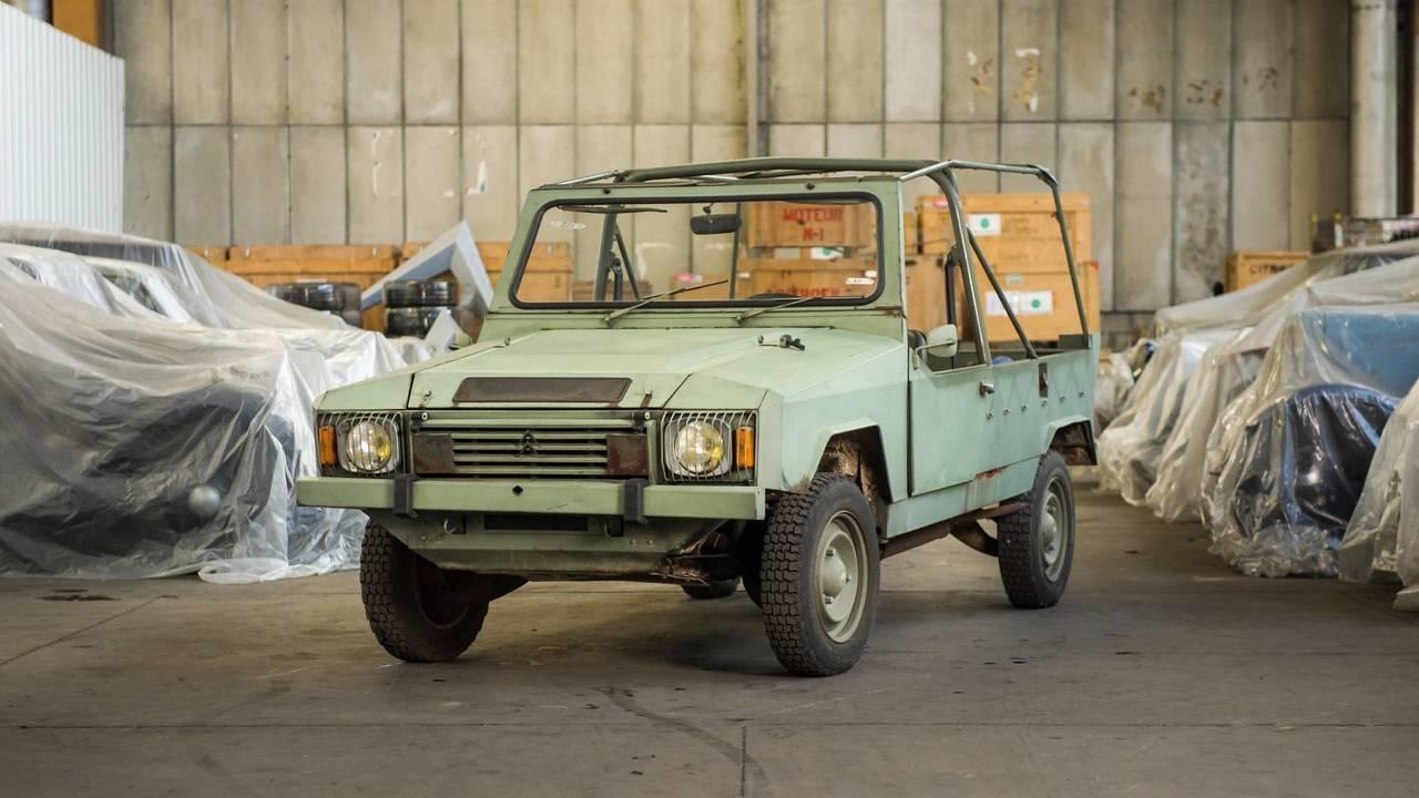 1980 Citroën FAF