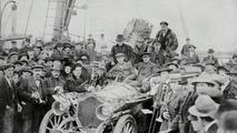 1907 Thomas Flyer in Alaska