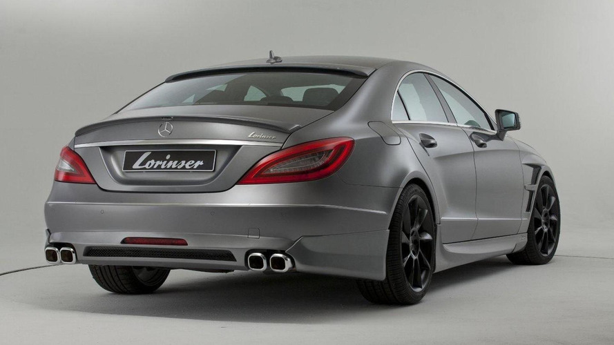 Mercedes-Benz CLS program by Lorinser previewed with pics