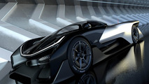 Faraday Future FFZERO1 konsepti