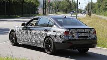 China-market LWB 2012 BMW 3-Series spied 27.07.2011