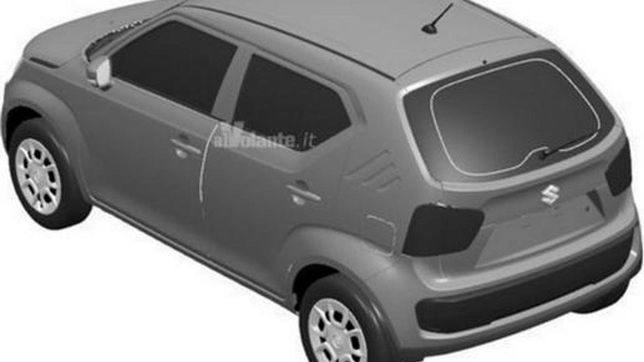 Production Suzuki iM-4 leaked patent image / AlVolante