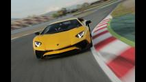 Lamborghini Aventador Superveloce, emozione pura