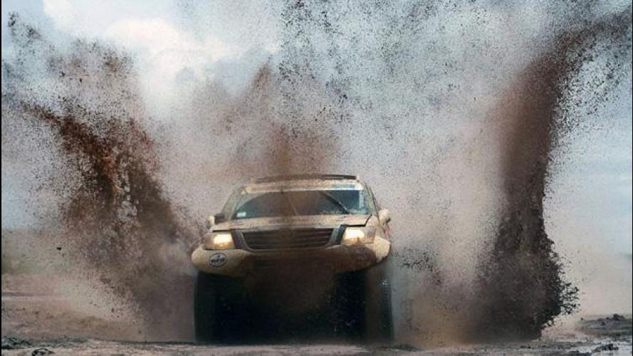 Dakar 2015, primo successo per Toyota