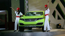 Kia KND-4 Compact SUV Concept at Los Angeles Motor ShowKia KND-4 Compact SUV Concept at Los Angeles Motor Show