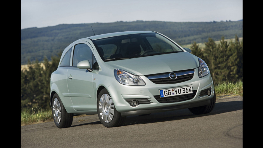 Le Opel ecologiche di Francoforte