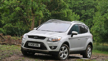 Ford Kuga Leads Segment in Safety