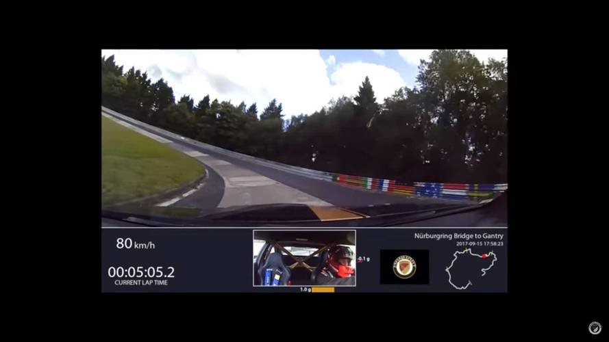 Watch This 630-HP BMW M2 Tackle The Nürburgring In Onboard Video