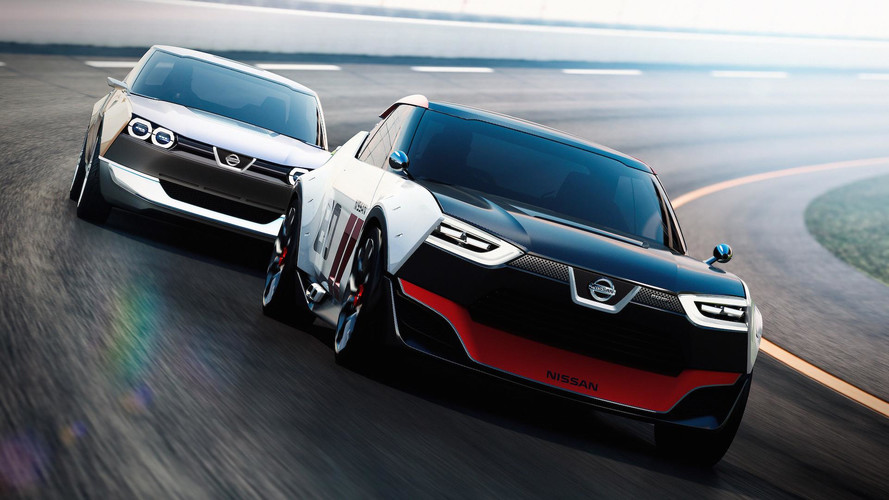 Could Nissan's New IMX Trademark Hint At A Production IDx?