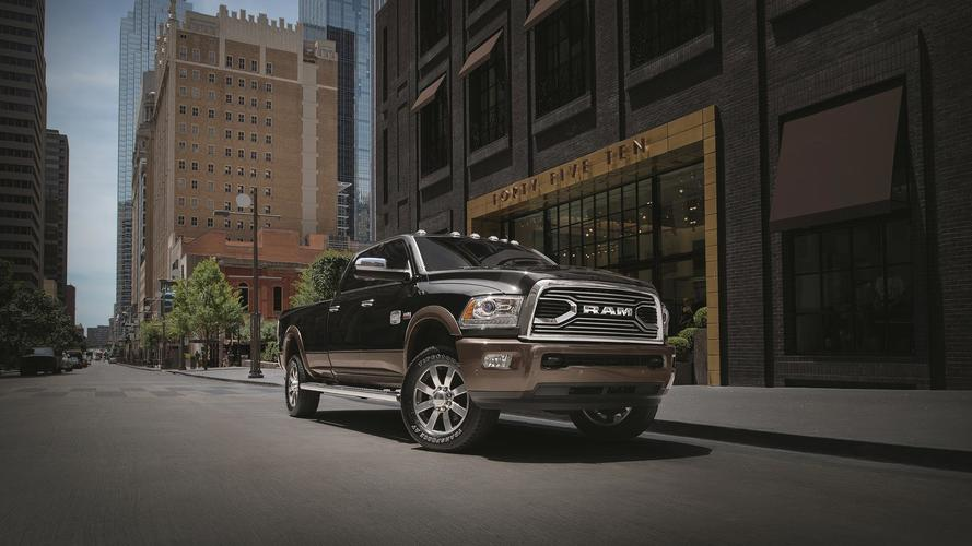 Ram Laramie Longhorn Southfork Edition And Heavy Duty Lone Star Silver Edition