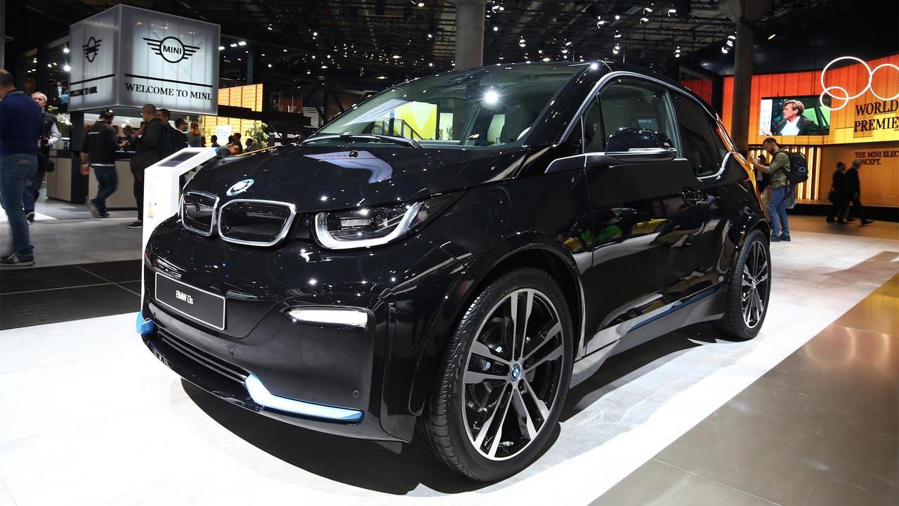 2018 BMW i3s live images