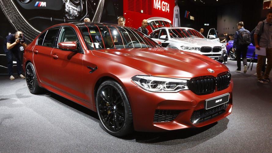27 millió forint körüli alapáron érkezhet a 2018-as BMW M5