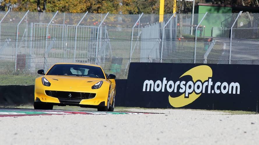 Ferrari - Motorsport.com iş birliği 2017 Finali Mondiali