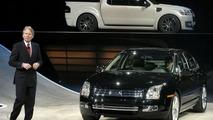 2006 Ford Fusion at NAIAS 2005