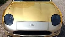 24-Carat Aston Martin DB7 by Alchemist