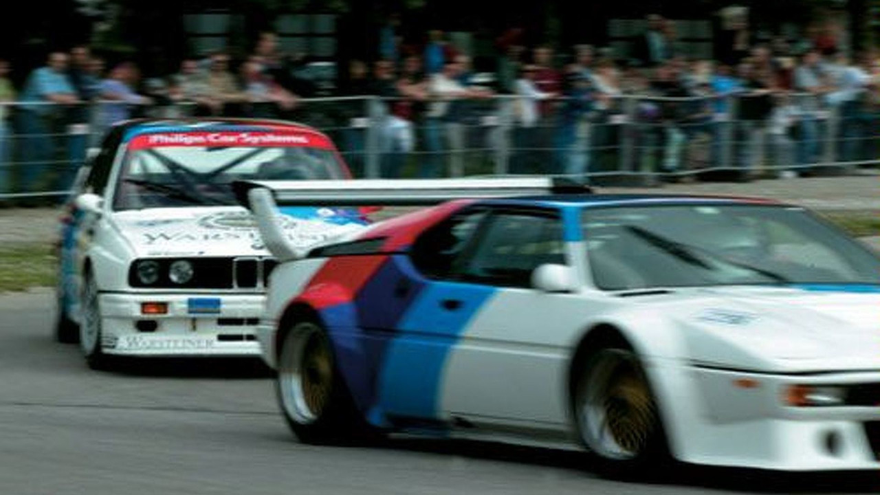 BMW M1 & M3 in Bavariaring