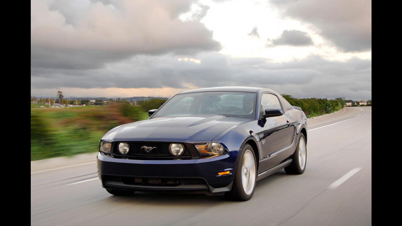 Ford Mustang GT V8 5.0 litri