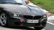 BMW Z4 Spied on Video