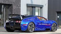 Bugatti Veyron Sang Noir wrapped by Cam Shaft