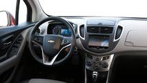 2013 Chevrolet Trax 27.9.2012