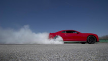 The 2012 Chevrolet Camaro ZL1 is officially in the 11-second club, as engineers recently turned an 11.93-second/116-mph quarter-mile elapsed time run in a showroom-stock Camaro ZL1 automatic.