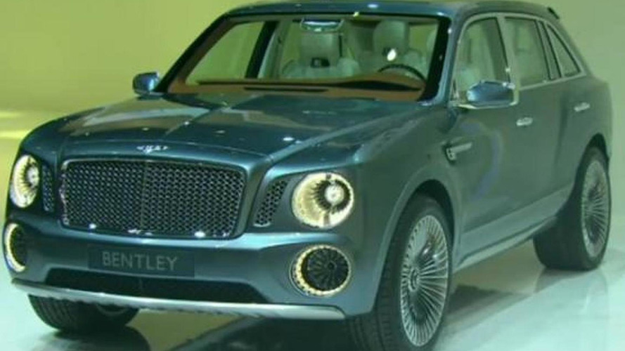 Bentley EXP 9 F to be redesigned for production - report