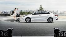 Kia Rio Sedan - K2 - China