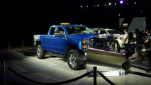 Chevy Silverado Alaskan Edition concept live photo