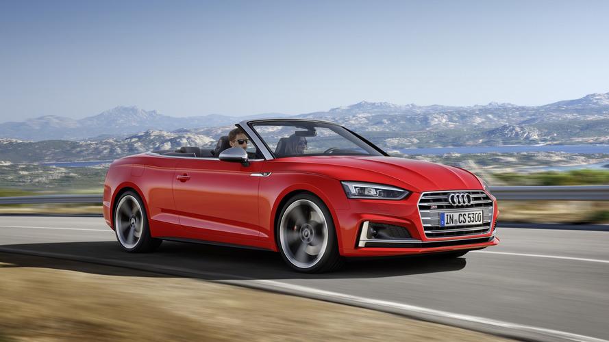 Les Audi TT et A5 Cabriolet bientôt remplacés par une A4 Cabriolet ?