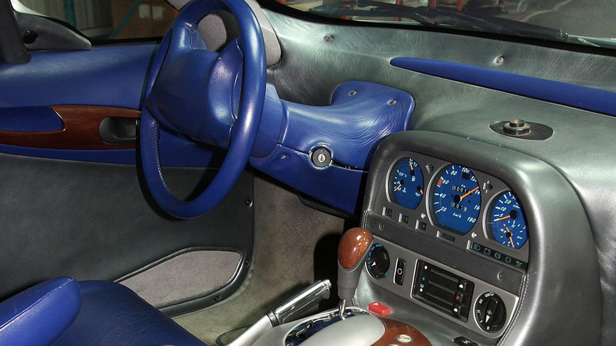Heuliez Intruder Concept 1996