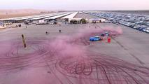 VIDÉO - Deux Ford Mustang signent un nouveau record de drift