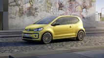 VW Up! 2017 3 puertas amarillo