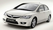2009 Honda Civic Hybrid EU-spec