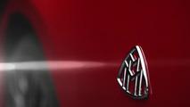 Mercedes-Maybach S650 Cabriolet teaser