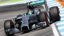 Nico Rosberg (GER), 18.07.2014, German Grand Prix, Hockenheim / XPB