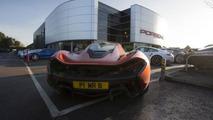 Paul Bailey's McLaren P1