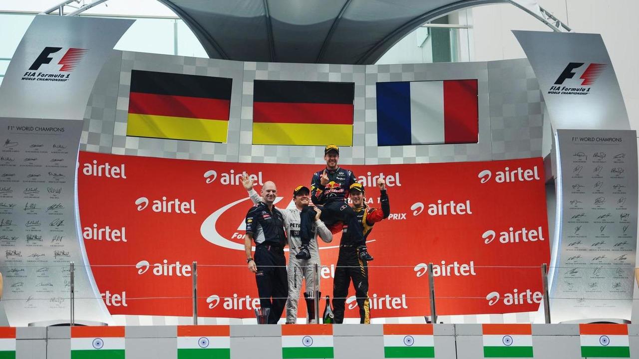 Indian Grand Prix, New Delh / XPB