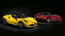 Alfa Romeo 4C Spider (Euro-spec)