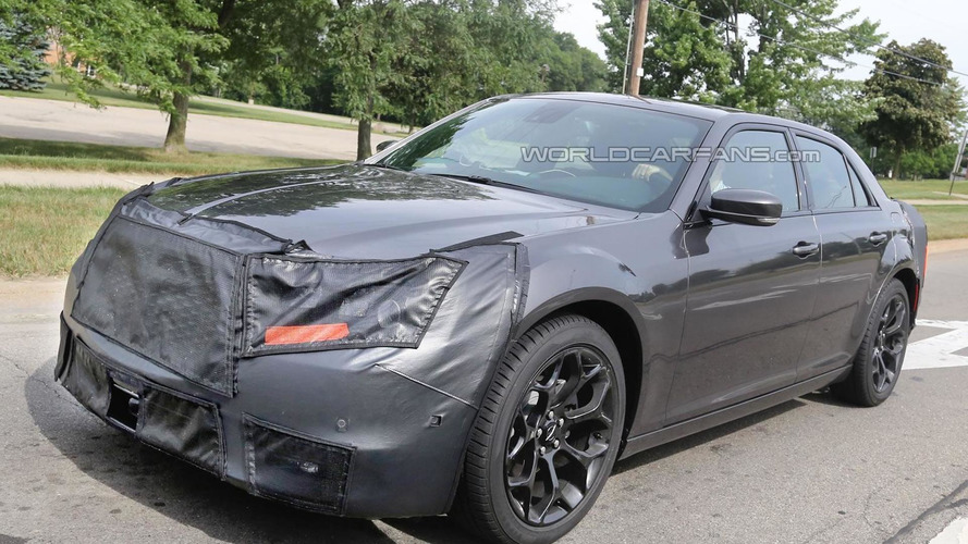 2015 Chrysler 300 to debut at the L.A. Auto Show
