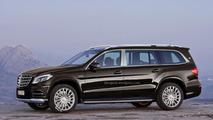 Mercedes-Maybach GLS render
