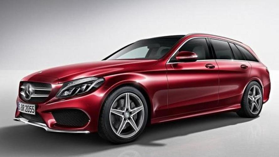 Mercedes-Benz C-Class Estate AMG Line goes official