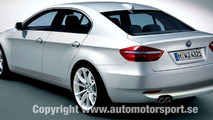 2010 BMW 5 Series computer rendering