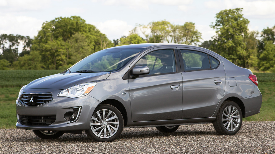 Review: 2017 Mitsubishi Mirage G4