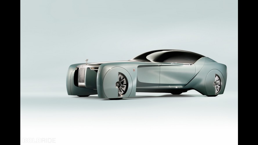 Egyelőre kizárt, hogy hibrid Rolls-Royce érkezzen a piacra