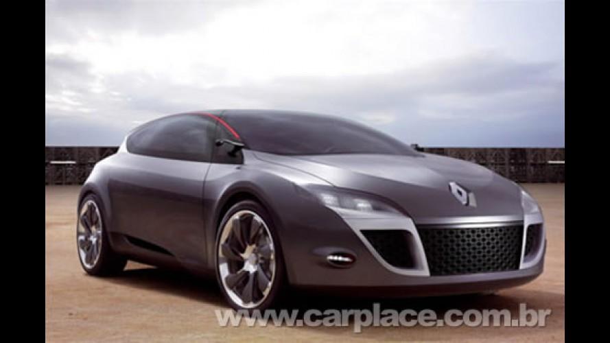 Salão de Genebra 2008: Renault Megane Coupé Concept antecipa novo Megane