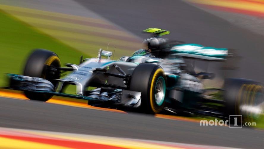 Nico Rosberg remporte le Grand Prix de Belgique et recolle au score