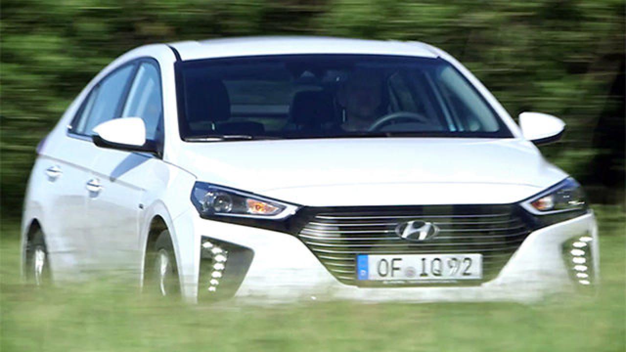 Hyundai Ioniq im Video