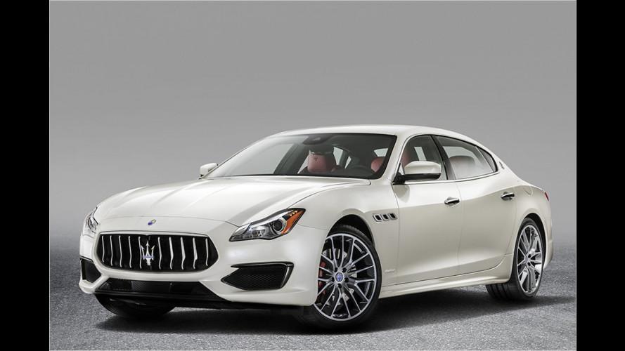 Maserati Quattroporte: Fein gemacht