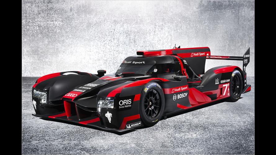 Audi will mit neuem Auto in Le Mans wieder Nummer eins sein