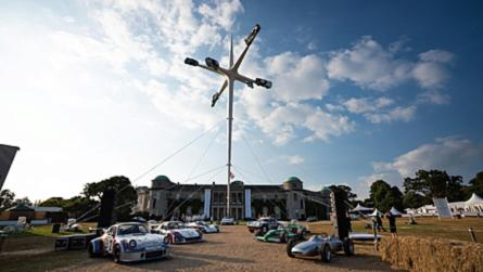 Estos son los 6 Porsche protagonistas de Goodwood 2018